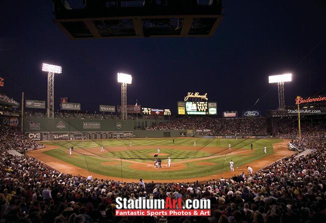 Fenway Park Boston Redsox