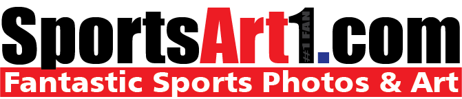 SportsArt1.com Logo Fantastic Sports Photos and Art